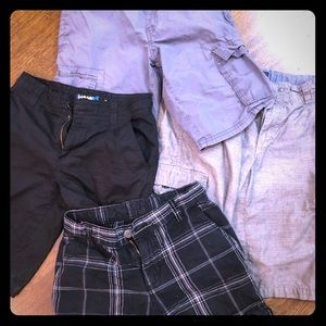 4 for 1 boys shorts